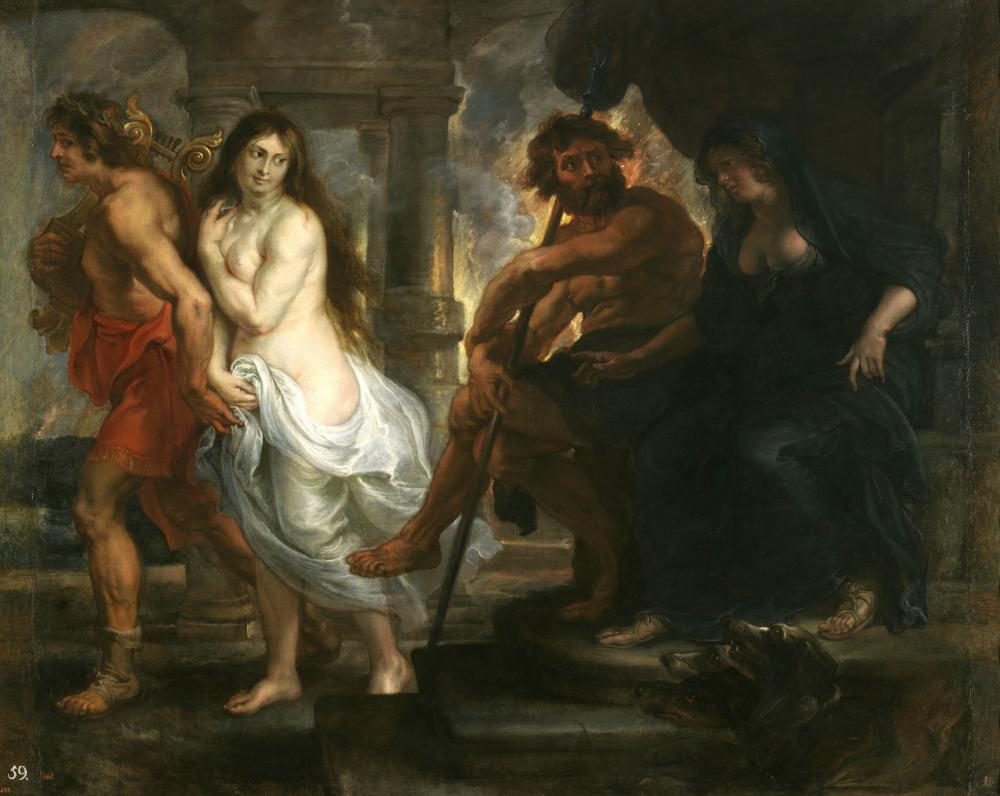 Orfeusz i Eurydyka